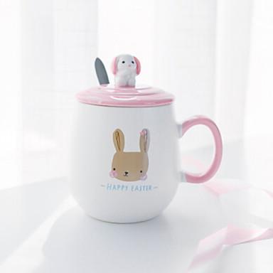 Drinkware Porcelain Mug Heat-Insulated 1pcs