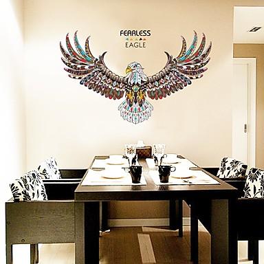 Dekorativne zidne naljepnice / Frižider Naljepnice - Zidne naljepnice / 3D zidne naljepnice Pejzaž / 3D Spavaća soba / Unutrašnji