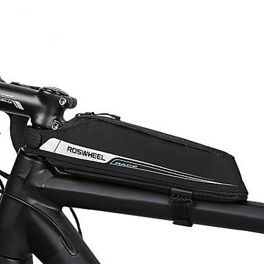 0.4 L Torba rowerowa na ramę / Top Tube Bag Torba rowerowa Tkanina Torba na rower Torba rowerowa Kolarstwo / Rower