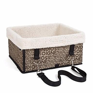 Câini / Pisici / Animale de Companie Paturi Animale de Companie  Genţi Transport Ajustabile / Retractabil / Cald / Carcasă Inclusă Mată