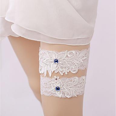 Dantelă Stil Vintage Nunta Garter Cu Dantelă Jartiere Nuntă / Party & Seară