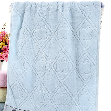 Najwyższa jakość Ręcznik kąpielowy, Geometric Shape / Wzór / Reactive Drukuj Mieszanka bawełny i poliestru Łazienka 1 pcs
