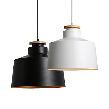 OYLYW Drum Pendant Light Downlight - Mini Style, 110-120V / 220-240V, Warm White, Bulb Not Included / 5-10㎡ / E26 / E27