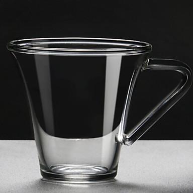 Naczynia do picia Szkło o wysokiej zawartości boru Szkło Ciepło-izolacyjne 1pcs