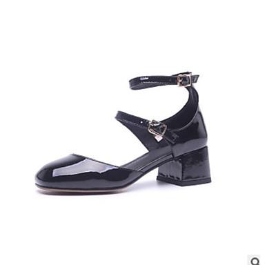 Bottier Cuir Chaussures 06666500 Confort Noir Chaussures Talon Rouge à Eté Talons Femme 8w7Aq5H
