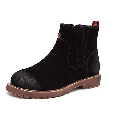 Demi Gris Hiver Botillons Chaussures Bottine Automne Noir Bottier Femme Cuir 06661309 Talon Chameau Bottes Nubuck Cuir Botte wxA6nqPC
