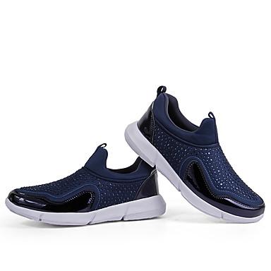 Noir Tulle été 06701743 Gris Chaussures Femme Plat Talon Basket Confort Printemps Bleu ZwPq8