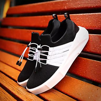 Rouge Talon Noir 06683357 Chaussures rond Printemps Bas Bout Basket Automne Femme Confort Tulle Polyuréthane ng7F0UaaqB