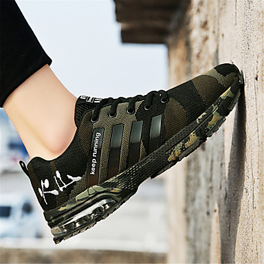 Basket Femme Brun Noir Talon Chaussures Confort claire Vert Véronèse 06688207 Printemps été Tricot Plat XXwar