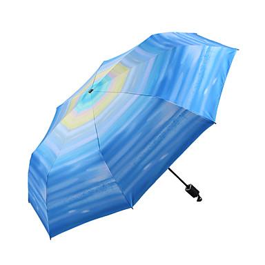 boy® Wszystko Słoneczne i deszczowe / Ochrona przed wiatrem / Nowy design Parasolka Składana