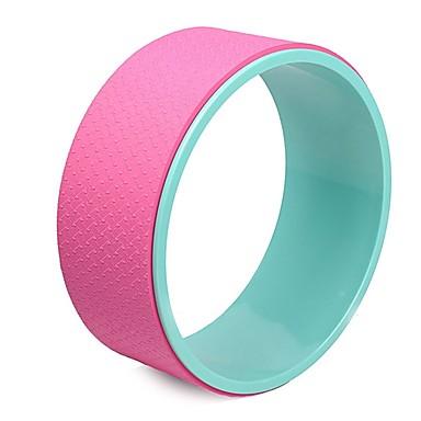 Roata Yoga Cu Potrivire Formă, Antiderapant, Clasic A Grade ABS, TPE Pentru Yoga / Fitness / Interior