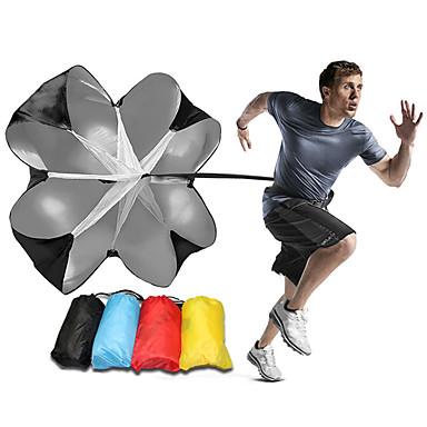 Speed Chute - Trainer de primăvară de rezistență Cu 1 pcs Poliester Ajustabil, 25-35 lbs de rezistență Antrenament forță, Antrenament de rezistenta, Antrenament Atletic Pentru Fitness / Fotbal