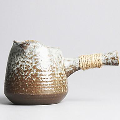 Pottery Heatproof / Tea Irregular 1pc Coffee and Tea / Kettle