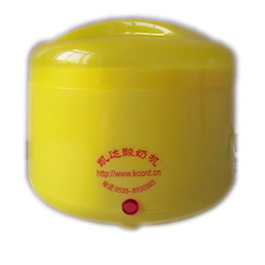 Producător de iaurt Model nou / Complet automat Oțel inoxidabil / ABS Mașină pentru iaurt 220 V 15 W Tehnica de bucătărie