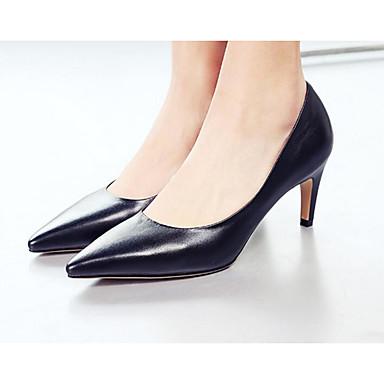 Basique 06771141 Noir Chaussures Talon Nappa Rose Fuchsia Talons Confort Chaussures Bottier Escarpin Femme Cuir Printemps à n7AZwqxg0Y