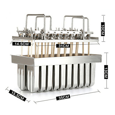 billige Bakeredskap-1pc Rustfritt stål GDS For Iskrem Dessertverktøy Bakeware verktøy