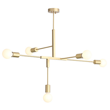 Ecolight 5 luz estilo de vela sputnik novedades - Luces de ambiente ...