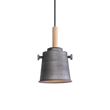 Lumini pandantiv Lumină Spot Metal Anti Orbire, Creative, Model nou 110-120V / 220-240V Bec Inclus / E26 / E27
