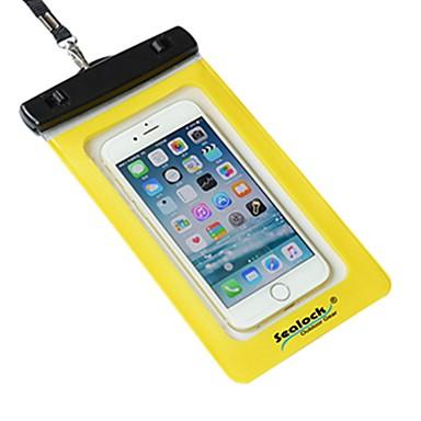 Telefon mobil Bag pentru Telefon mobil Ușor / Impermeabil / Purtabil 6 inch Cauciuc 20 m