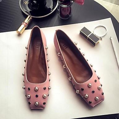 Nappa Plat Mocassins D6148 Rose Chaussons Cuir Confort 06770669 Chaussures Bout Talon Eté Femme Jaune Noir et fermé ASvnEq8F
