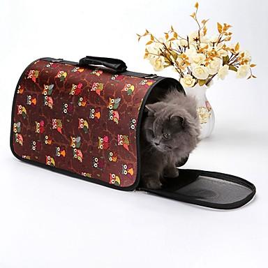 Câini / Iepuri / Pisici Cuști / Portbagaje & rucsacuri de călătorie / Umăr Bag Animale de Companie  Genţi Transport Portabil / Mini / Camping & Drumeții Modă / Englezesc / lolita Culoare Camuflaj