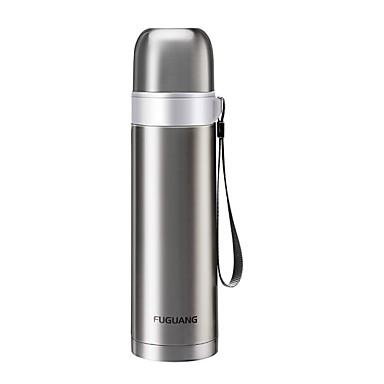 Drinkware PP+ABS / De fier inoxidabil Cupa vid Portabil / Reținerea de căldură 1 pcs