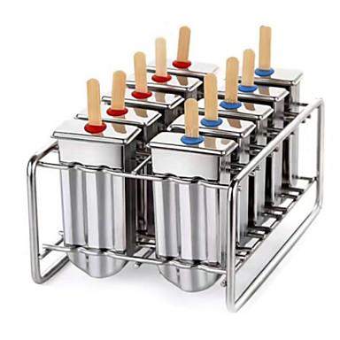 billige Bakeredskap-1pc Rustfritt stål GDS Is kjærlighet på pinne Dessertverktøy Bakeware verktøy