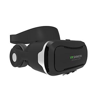 tanie Okulary VR-Słuchawki (z pałąkiem na głowę) ABS klasy A Przezroczysty Okulary VR Virtual Reality 3D PP + ABS