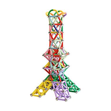 Magnetski štapići 320 pcs Kreativan transformabilan Interakcija roditelja i djece Sve Dječaci Djevojčice Igračke za kućne ljubimce Poklon
