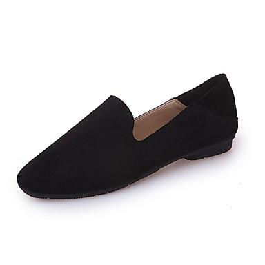 Ante 06816612 Bailarinas Cuero Confort Mujer Tacón Sintético Zapatos Negro Plano Rosa Almendra Verano Yaw74x