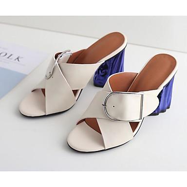 Cuir Femme 06790686 Eté Noir Confort Sandales Chaussures Basique Escarpin Talon Beige Bottier Nappa 44prUnWH