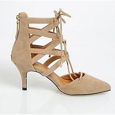 Femme clair mouton Peau Confort Aiguille Chaussures Amande Talons de Chaussures 06831124 Printemps Gris Talon Basique Escarpin Noir à WS1SnHZr