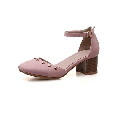 Printemps Bottier Noir Talon Rose Femme Confort Basique 06810692 à Polyuréthane Beige Chaussures Chaussures Escarpin Talons EgwgvqP