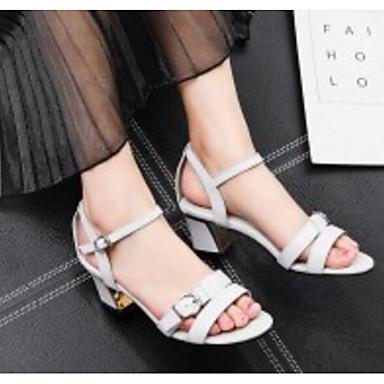 Chaussures Talon Sandales Blanc Noir Rouge Bottier Femme Escarpin 06817280 Basique Cuir Nappa Eté Confort dRwdHqSg6