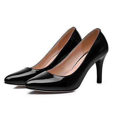 Noir à Aiguille Amande Chaussures Cuir Talons Chaussures Confort Nappa Femme Blanc 06840694 Basique Escarpin Talon Printemps O8wPUUq