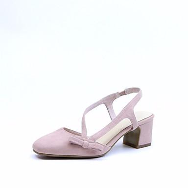 Rose 06840521 Confort Chaussures Daim Femme Jaune Talon à Basique Escarpin Noir Bottier Chaussures Talons Eté Oxt1qw6t