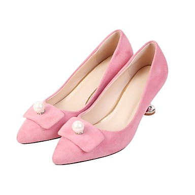 Rose Automne Noir Daim Chaussures Confort 06801185 Talons à hétérotypique Chaussures Femme Rouge Talon xZpwPqq