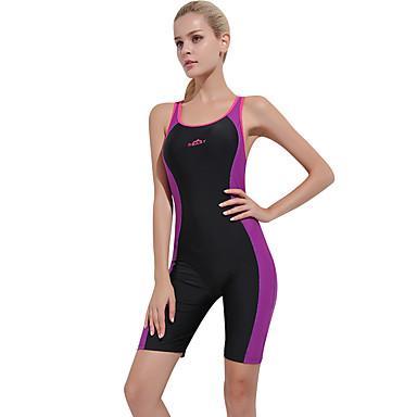 d28e511fb SBART Mujer Traje de baño Resistencia al cloro Cómodo Deportes Nailon Licra  Sin Mangas Bañadores Ropa