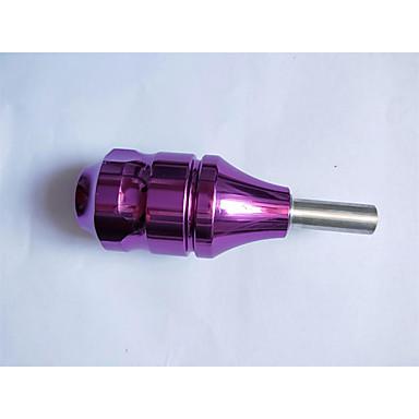 LANJUE TATTOO 1 × قبضة سبائك Alumnium متخصص / كلاسيكي / سهل التركيب Aluminum Alloy 1 قطعة