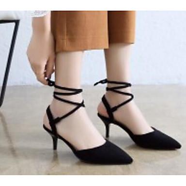 Basique Noir Aiguille Sandales Eté Confort Chaussures Femme Microfibre Beige 06793092 Rose Talon Escarpin ZnZaHqXxw