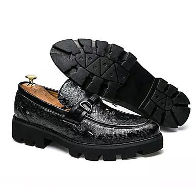 les faux cuir / pu (polyuréthane) le confort d'été des noir mocassins et glisser ons color block noir des / rouge / bleu 24f5a3