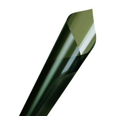 Zelen / Neocakljen porculan Naljepnice za auto Posao Prednji film vjetrobrana (transmisija> = 70%) Car Film