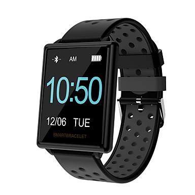 Smart Narukvica QF88 za Android 4.3 i noviji / iOS 7 i noviji Heart Rate Monitor / Mjerenje krvnog tlaka / Kalorija / Ekran na dodir / New Design Brojač koraka / Podsjetnik za pozive / Mjera