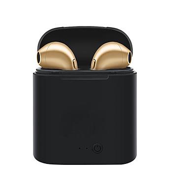 Factory OEM I7S TWS EARBUD Bluetooth 4.2 Ecouteurs Ecouteur Plastique / Carcasse de plastique Conduite Écouteur Design nouveau / Stereo / Avec contrôle du volume Casque