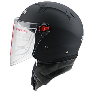 b7b5300bfbe84 SENHU SH-975 Medio Casco Adultos Unisex Casco de la motocicleta Anti vaho    Rapidez   Resistente a los Golpes