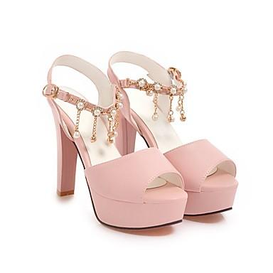 Bottier Femme Sandales Beige Chaussures Rose Noir 06833349 Talon Confort Polyuréthane Eté xrqYw1Fq