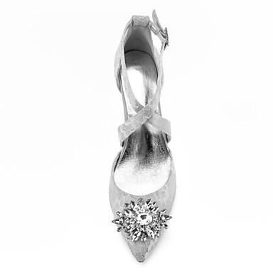 hommes / femmes femmes femmes est < les chaussures de femme nappa base talon aiguille en cuir noir au printemps à glisser sur les talons de moins de b48bc3