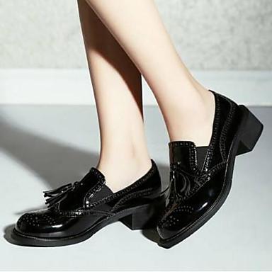 06794675 Bottier Nappa et Chaussons Noir Cuir Confort Talon Chaussures rond Bout Eté D6148 Mocassins Femme wgBf6HqcxC