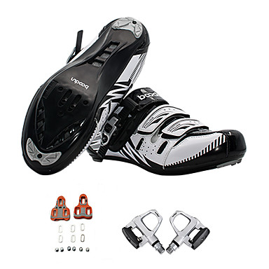 Cycling Shoes With Pedal & Cleat Sports Outdoor clothing Recreational Cycling Cycling