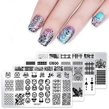 Amichevole 1 Pcs Modello Classico - Creativo Manicure Manicure Pedicure Motivo - Casual Da Tutti I Giorni #06874675 Materiali Superiori